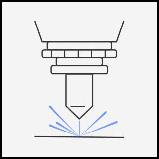 CNC et laser